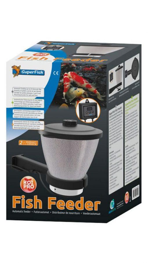 Koi Pro Fish Feeder Voerautomaat