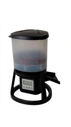 Pondlink visvoederautomaat met digitaal display
