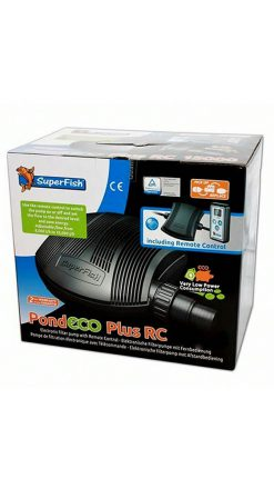 Superfish Pond Eco Plus RC 20.000 Vijverpomp